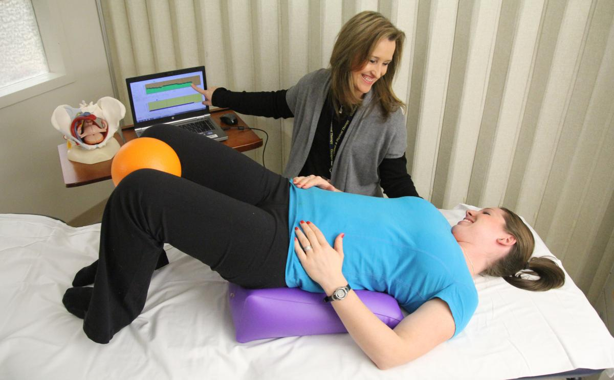 Pelvic Floor Rehabilitation